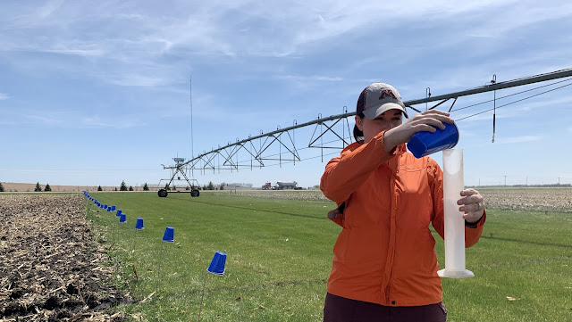 Becker Irrigation and Nutrient Management Field Day