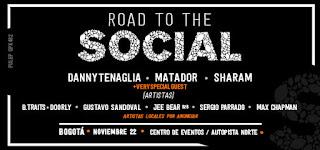 ROAD TO Social Festival Bogota 2019
