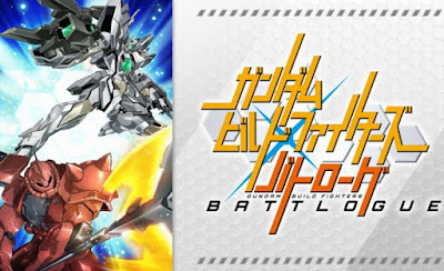 Gundam Build Fighters: Battlogue Todos os Episódios Online