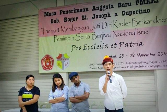 Bogor, lalu Kami Bercerita Pendampingan Orang Muda