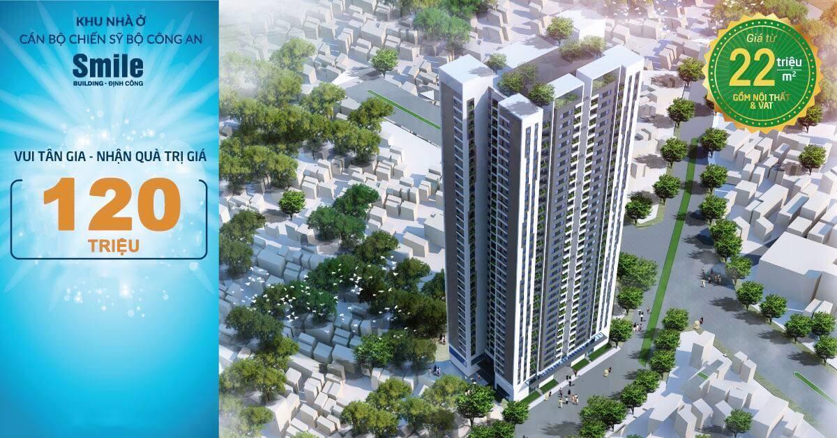 Chính sách bán hàng dự án Trung Yên Smile Building