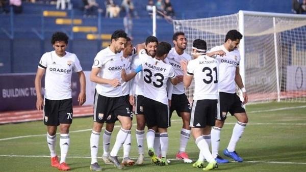 ملخص مباراة الجونة ومصر المقاصة (1-0) اليوم في الدوري المصري