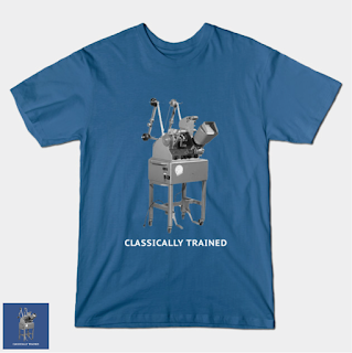 classically trained film editor t-shirt