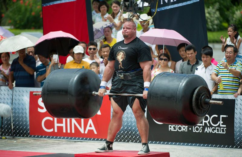 World Strongest Man Competition