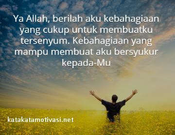 Kata Kata Motivasi Mutiara Islam Tentang Mensyukuri Hidup Ini