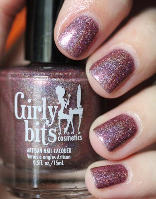 Girly Bits Dibs! Polish Con Chicago 2016 limited edition nail polish