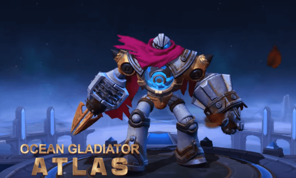 GUIDE TO ATLAS IN MOBILE LEGENDS
