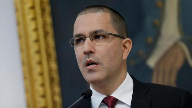 """Venezuela denuncia la """"infame"""" declaración de emergencia de EEUU"""
