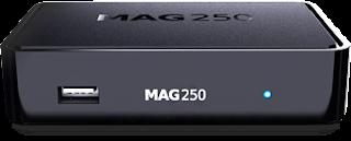 طريقة التشغيل على اجهزة MAG