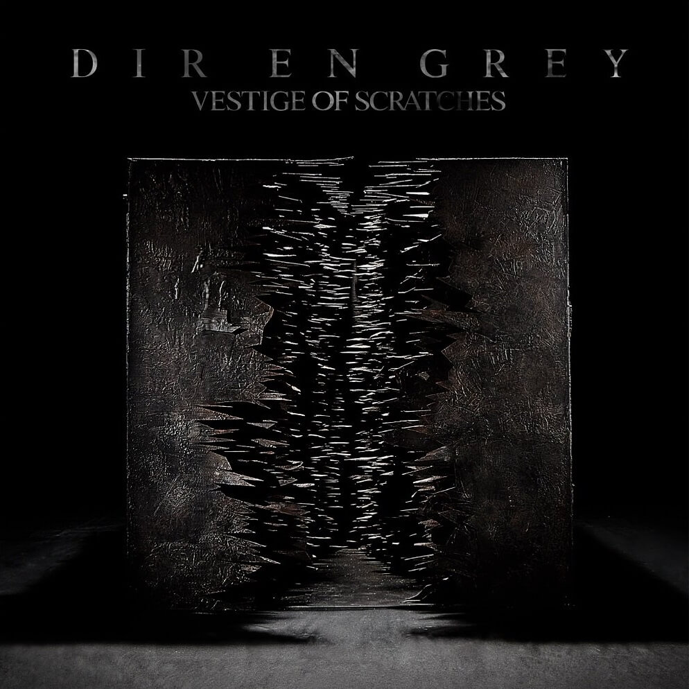 Dir En Grey Vestige of Scratches
