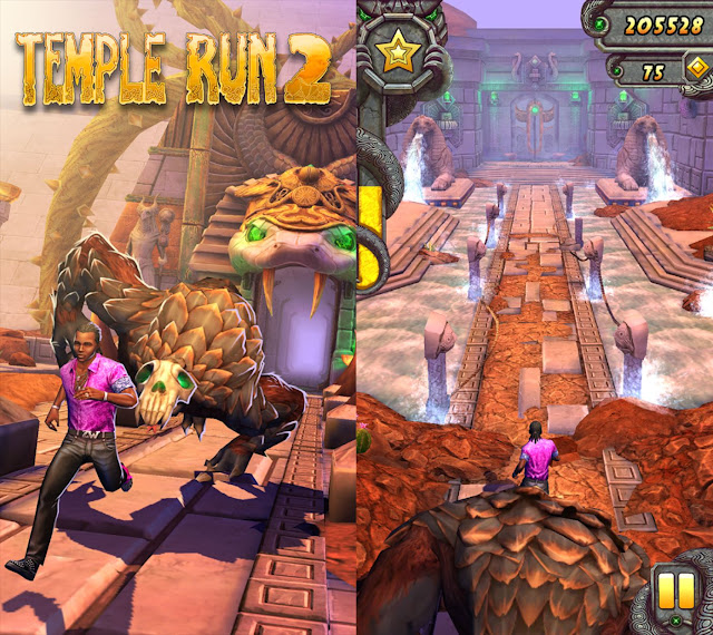 Temple Run 2 Mod Apk Free Shopping Untuk Android