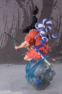 Figuarts Zero[Extra Battle]Kozuki Oden de One Piece - Tamashii Nations