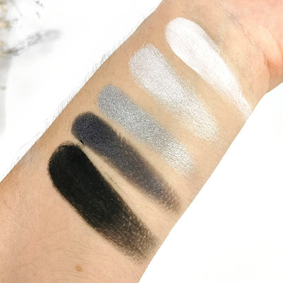 Paleta 02 - SMOKEY miyo makeup