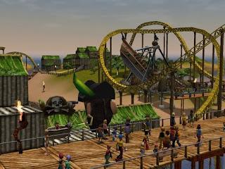 download full version RollerCoaster Tycoon 3 Platinum-GOG