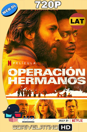 Operación Hermanos (2019) NF WEB-DL 720p Latino-Ingles MKV