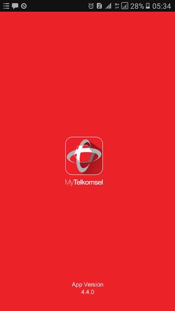 Pengalaman buruk menggunakan aplikasi MyTelkomsel