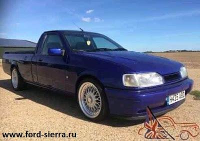 Ford Sierra Пикап