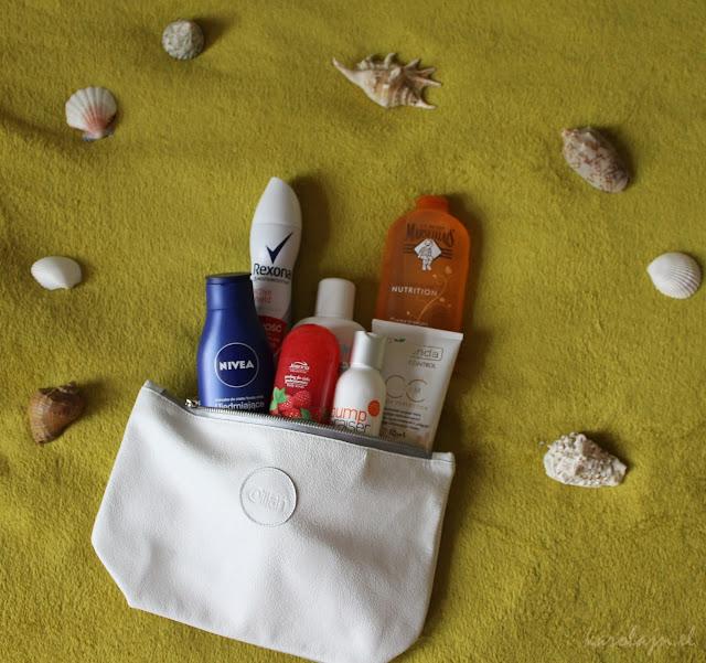 Kosmetyki do pielęgnacji ciała - Czwarty wpis z cyklu OPRÓŻNIAMY KOSMETYCZKI