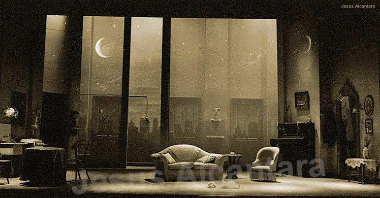 Decorado-Hazme de la noche un cuento-Fotografía: Jesus Alcantara.