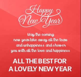 happy new year hd quotes images