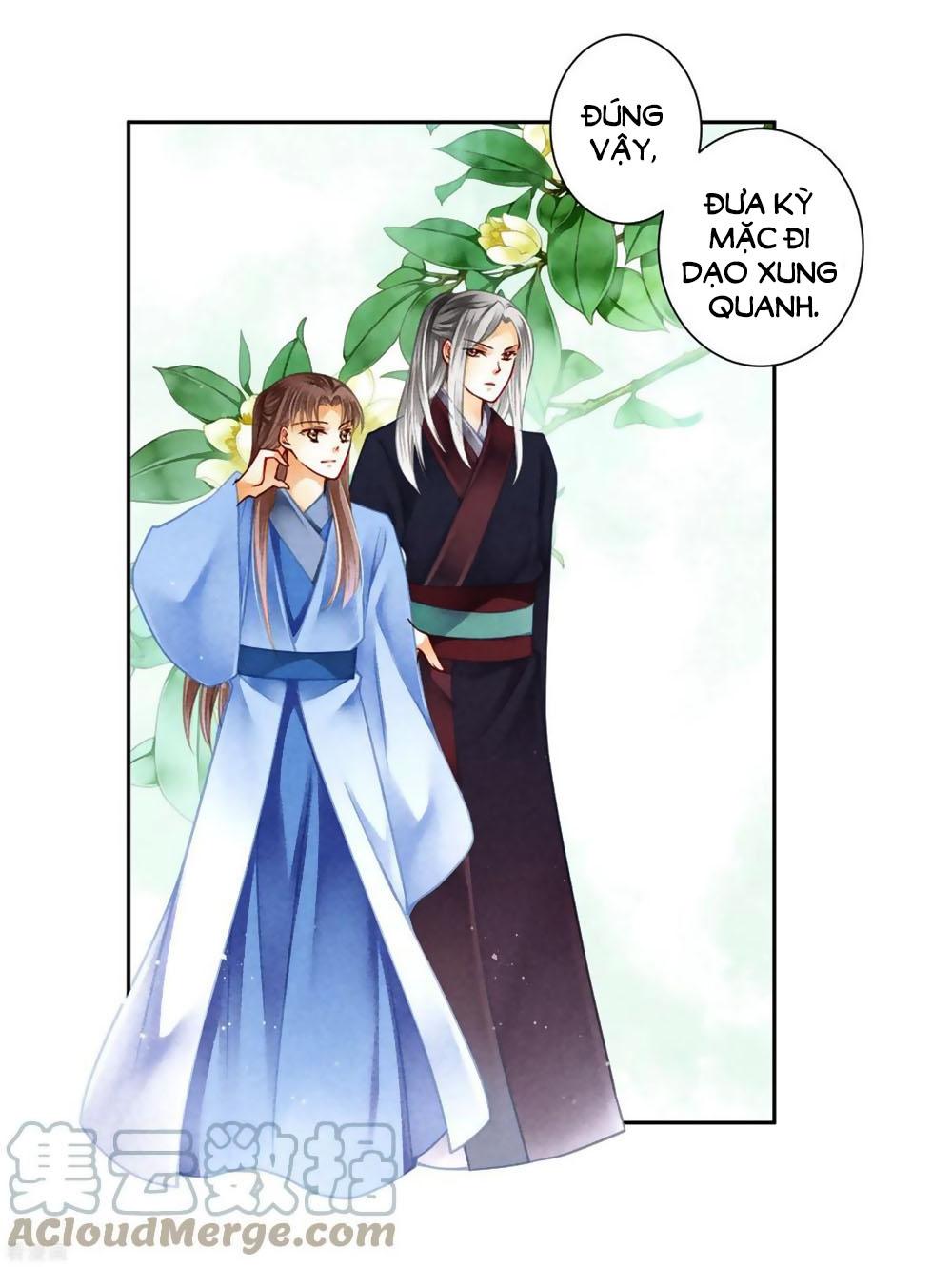 Ái Thượng Vô Địch Tiếu Hoàng Hậu chap 137 - Trang 26