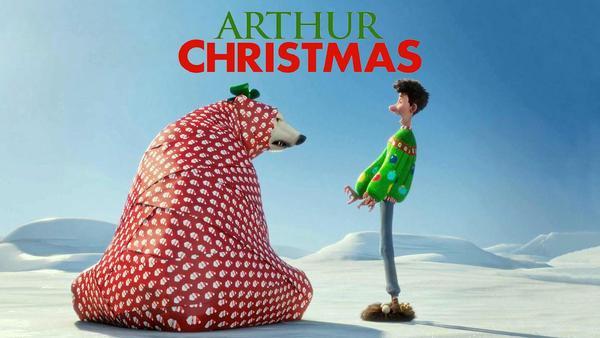 Familia En Construccion Arthur Christmas 2011 A Good Animated Comedy Film