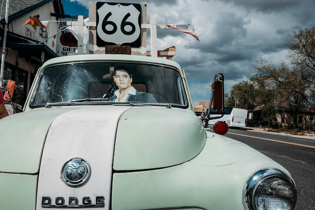 Route 66, Elvis Presley