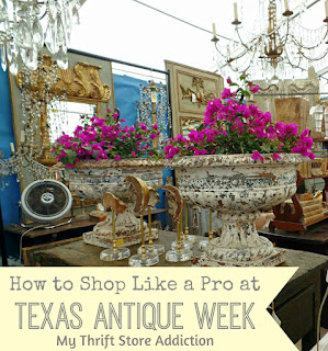 Shop Texas Antique Week like a pro!