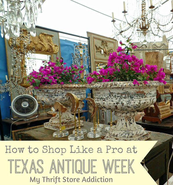 Shop Texas Antique Week like a pro