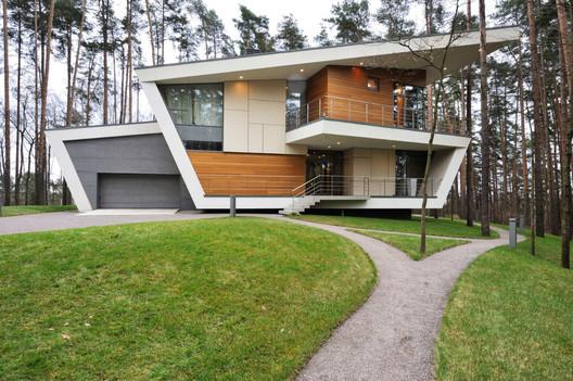 rumah impian dengan desain unik