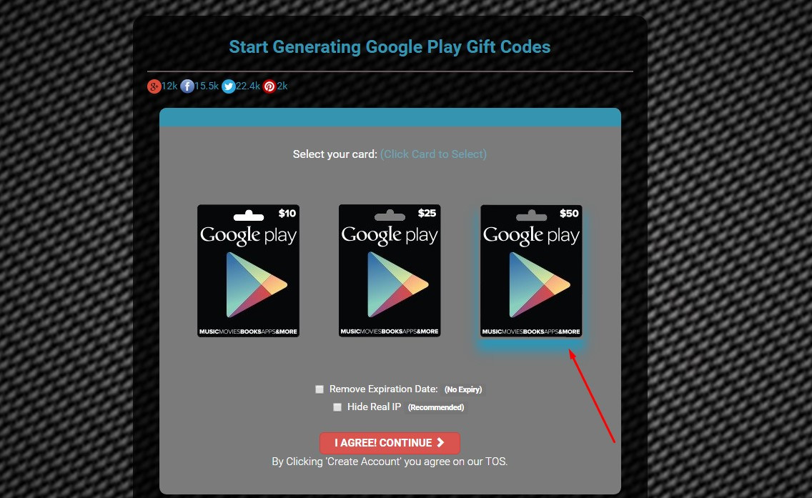 Get Google Play Gift Card Codes Easy!
