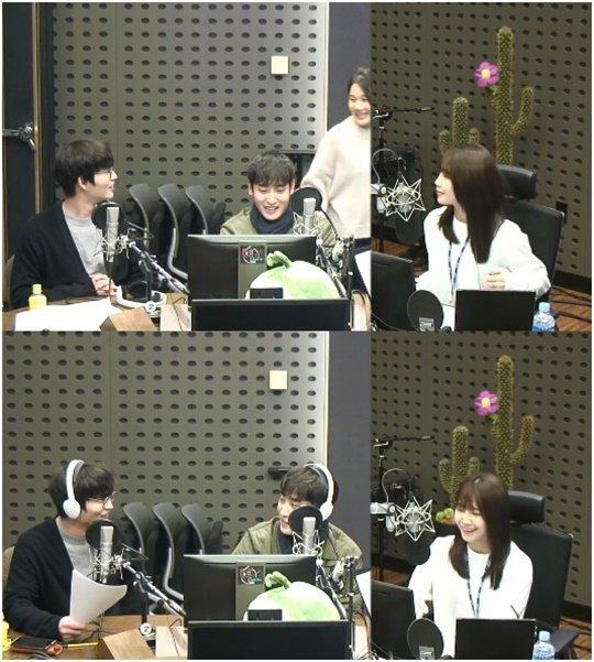 Jung Eunji, Do Kyung Wan'a eşini hiç aldattın mı diye sordu