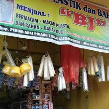 toko penjual aneka plastik
