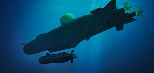 Tàu ngầm Nga
