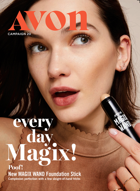 Avon Campaign 20 2019 Brochure/The Book Online