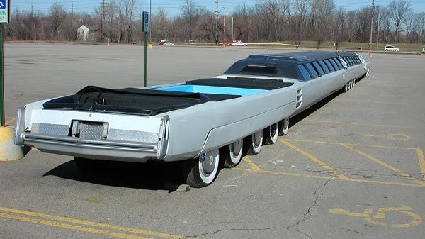 eshowbiz world s longest car limousine. Black Bedroom Furniture Sets. Home Design Ideas