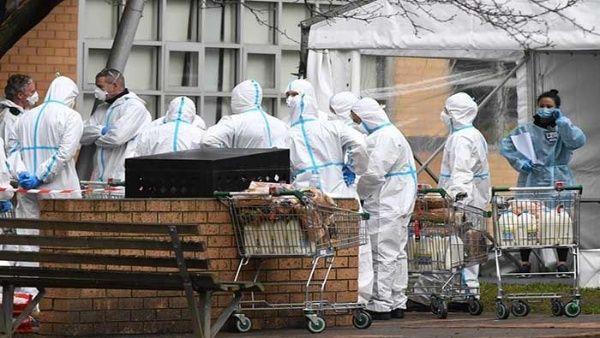 Australia vuelve a confinar Melbourne ante brote de coronavirus
