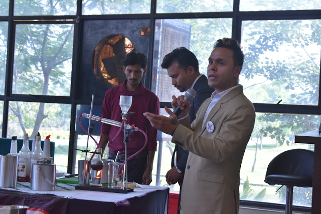 Workshop on Mixology – The art of cocktail and mocktail making