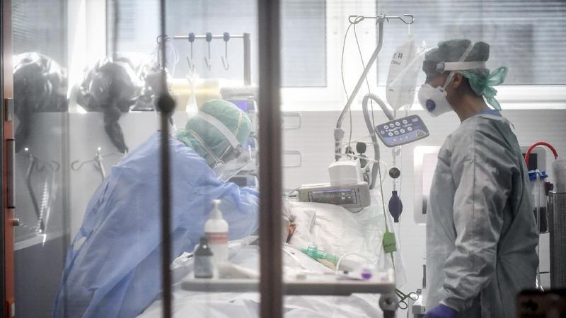 Dokter RS Wuhan Meninggal Kena Corona Bertambah