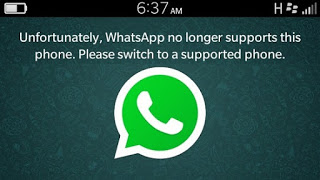 Whatsapp Stopped Working on My Blackberry Device!? - See New Solution