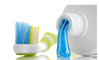 Toothpaste for pimples