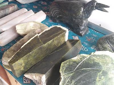 batu akik papua