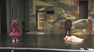 """Πειραματική Σκηνή πρωτοπορεί με το έργο """"Η κοιμωμένη ξύπνησε"""""""