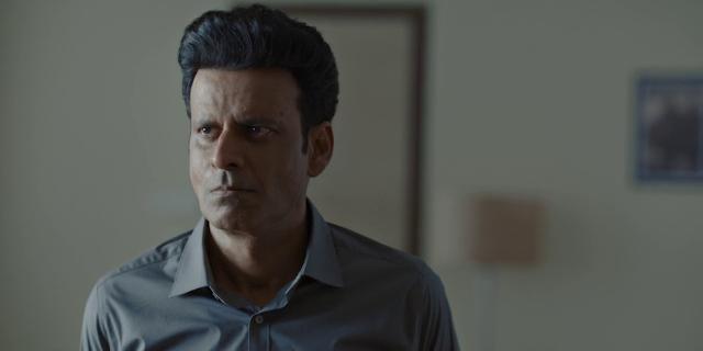 The Family Man Season 2 Hindi 720p HDRip