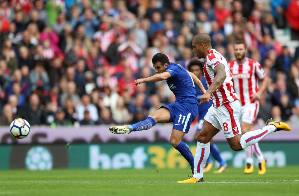 English Premier League Report: Stoke City v Chelsea 23 September 2017