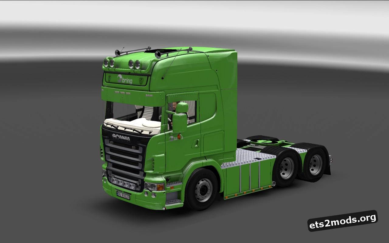 Truck - Scania R620 Bring V 2.8