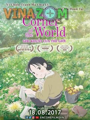 Phim hoạt hình Nhật Bản hay - Góc khuất của thế giới