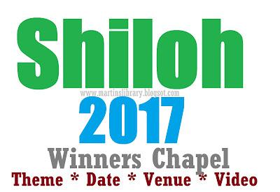 Winner Chapel Shiloh 2017