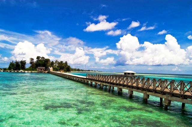 Sensasi Alami Di Pulau Lancang Kepulauan Seribu