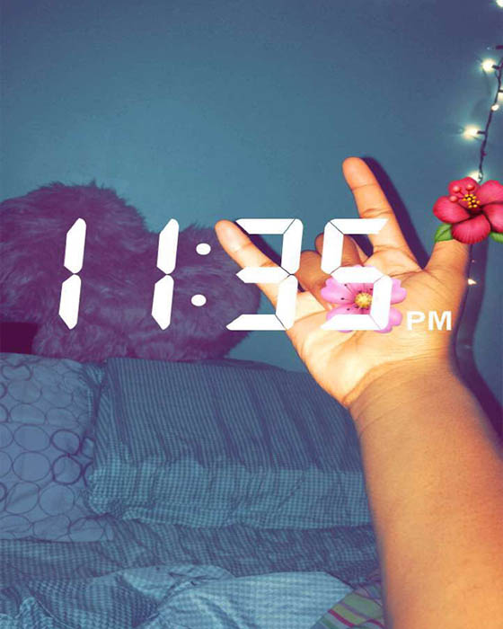 Fotos tumblr en la cama snapchat